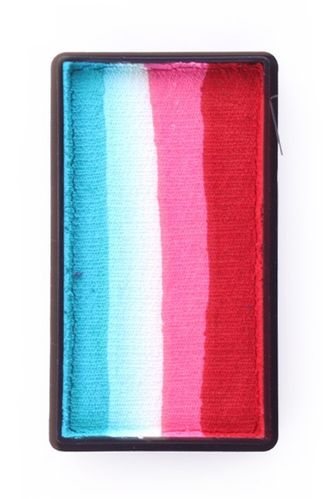 PXP 28 gr. splitcake block red | pink | white | turquoise