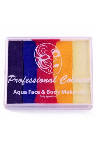 PXP 50 gr. splitcake Purple | Marine Blue | Coral Pink | Yellow | White