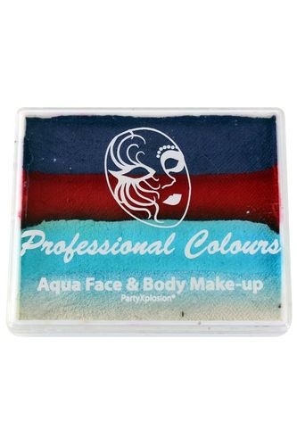 PXP 50 gr. splitcake Purple | Red | Light Blue | White