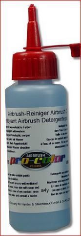 Pro-color Airbrush Reiniger, 100ml