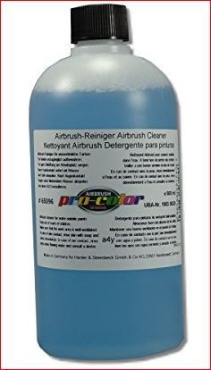 Pro Color Airbrush-Special-Reiniger 500ml