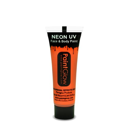 Face and Bodypaintingfarbe 10ml Orange