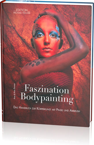 Fazination Bodypainting incl DVD