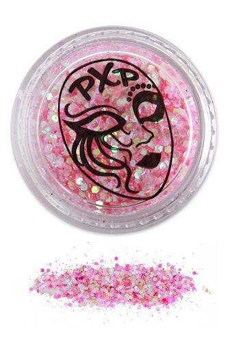 PXP Professional Colours Glitter, Unicorn Love, 5gr