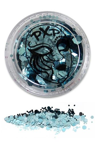 PXP Professional Colours Glitter, Ice Blue, 5gr