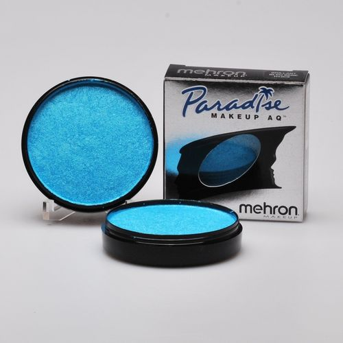 Paradise Makeup AQ - Brillant - Bleu Bebe/Light Blue