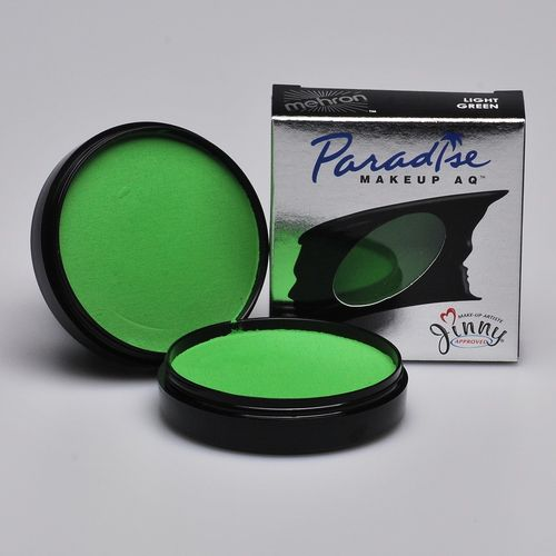Paradise Makeup AQ - Light Green