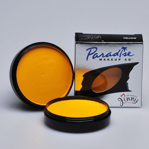 Paradise Makeup AQ - Yellow