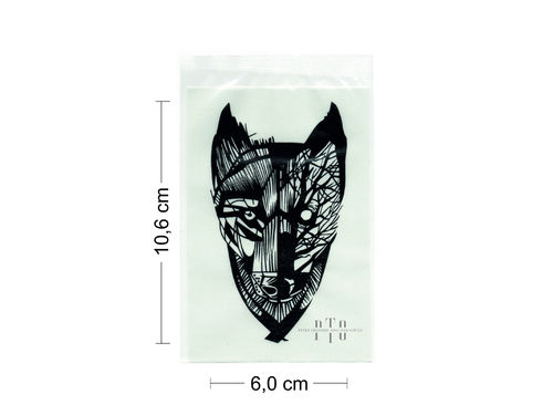QuickTattoo Wolf ab 1,08 EUR
