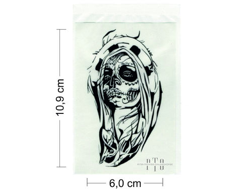 QuickTattoo Sugar Skull ab 0,65 EUR