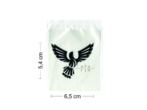 QuickTattoo fliegender Vogel ab 0,86 EUR