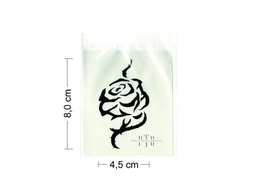 QuickTattoo Rose groß ab 0,86 EUR