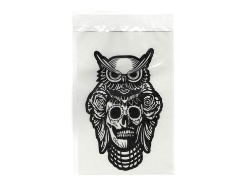 QuickTattoo, Sugar Skull m.Eule ab 1,08 EUR