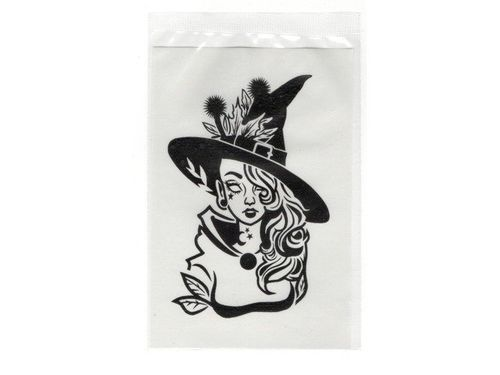 QuickTattoo Hexe m.Hut / ab 1,08 EUR